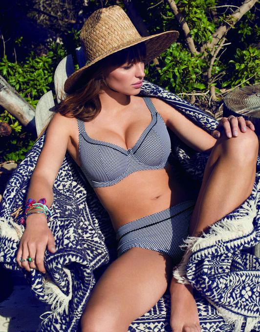 Freya Swim Resort Underwired Sweetheart Padded Bikini Top