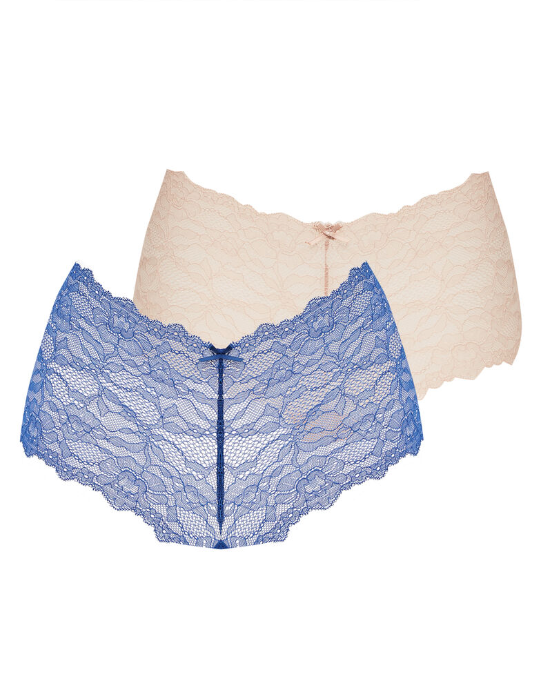 Layla 2 Pack Full Lace Hipster