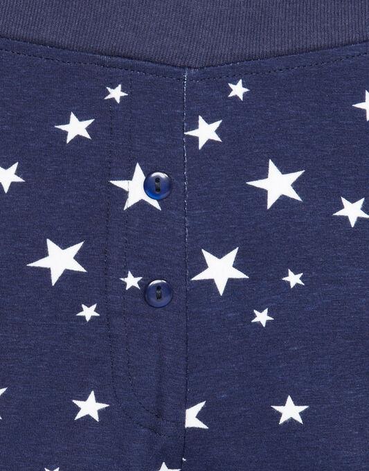 figleaves Starry Night Long John Set