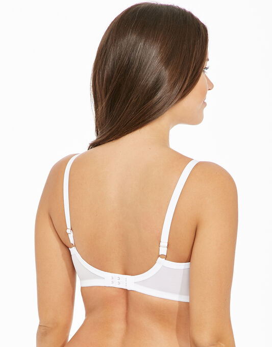 figleaves Perfect Support B-H Wirefree Lace Bra