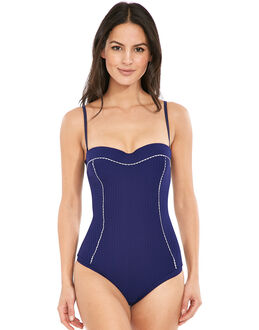 Huit Absolutely Chic Padded Strapless Swimsuit