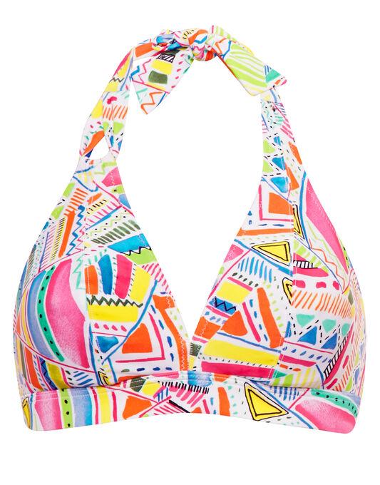 figleaves Havana D-G Soft Halter Bikini Top
