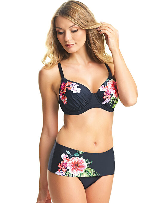 Mustique Gathered Full Cup Bikini Top