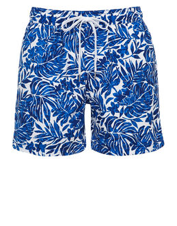 FGL Palm Print Swim Short