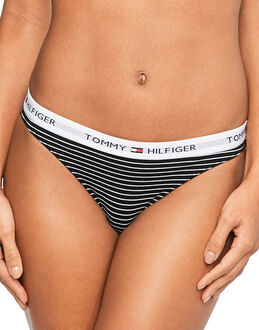 Tommy Hilfiger Cotton Bikini Iconic Stripe