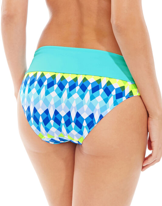 figleaves Lagoon Fold Bikini Brief