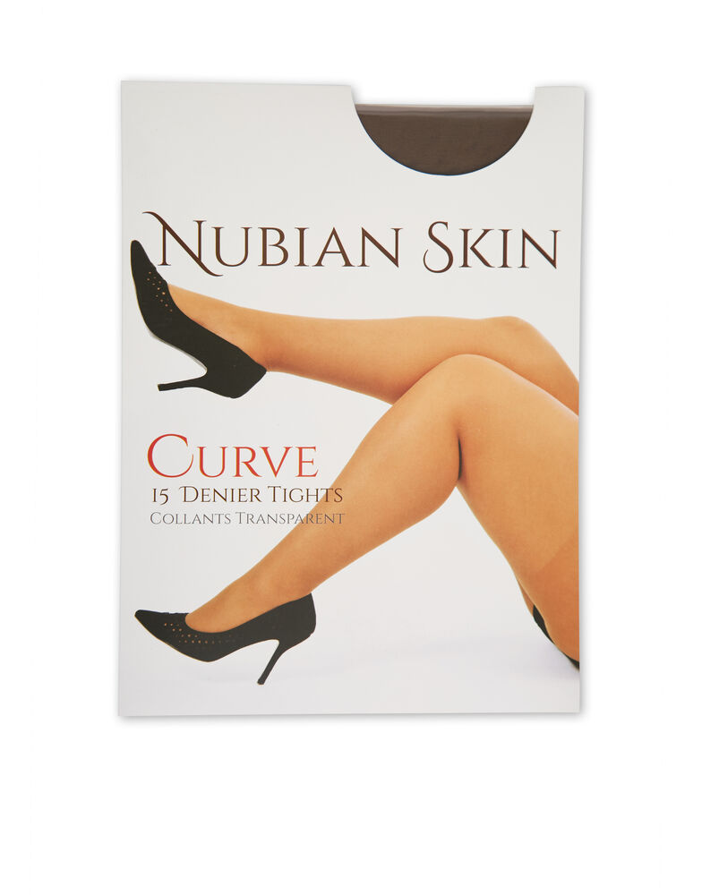 610034f7e9e0a Nubian Skin 15 Denier Curve Tights