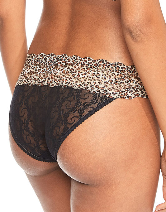 Lace Kiss Bikini Brief