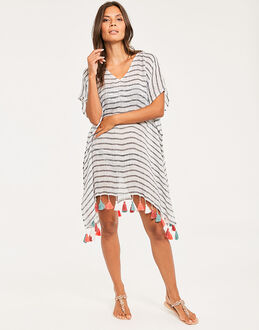 Seafolly Indian Summer Stripe Kaftan