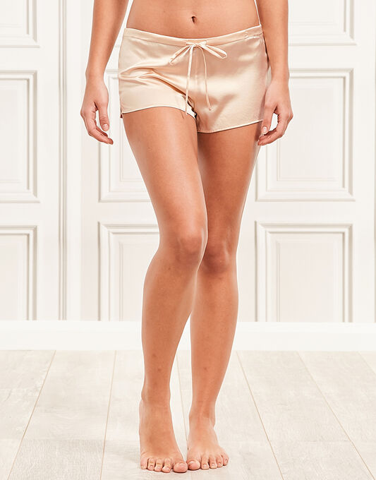 Samantha Silk French Short