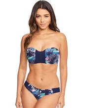 Island Dream Underwired Bandeau Bikini Top