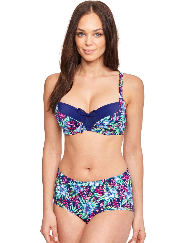 Paradise Curves Classic Bikini Top