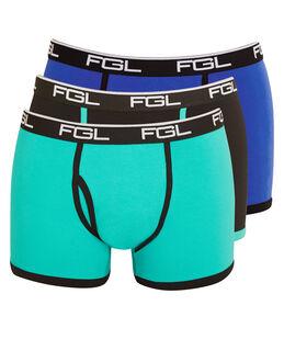 FGL Colour Real 3 Pack Trunk
