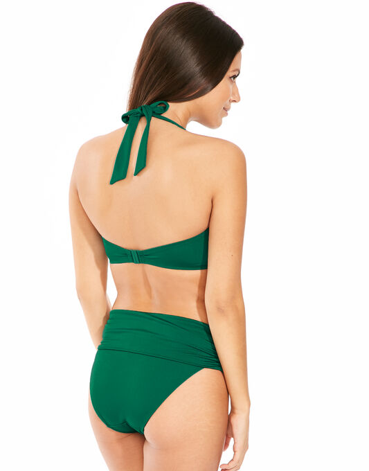 Pour Moi? Azure Padded Underwired Bikini Top