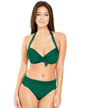 Azure Padded Underwired Bikini Top