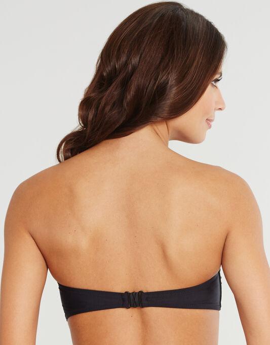 figleaves Jewel Soft Cup Bandeau Bikini Top