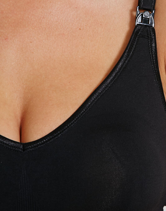 The Body Silk Seamless Nursing Bra