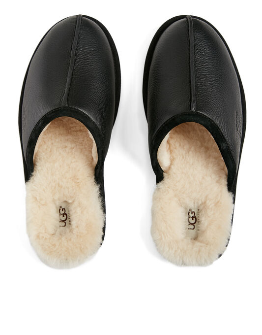 UGG Australia Scuff Leather Slipper