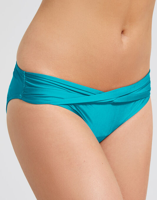 figleaves Maha Twist Ruched Brief