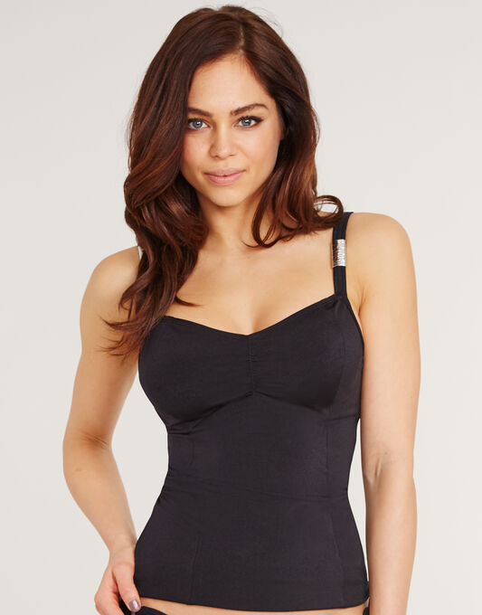 Curvy Kate Jetset Underwired Tankini Top