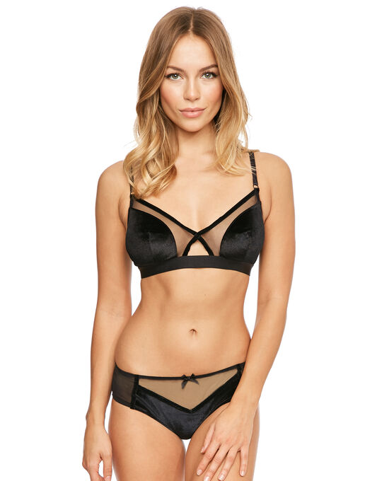 Velvet Kiss Non Wired Triangle Bra