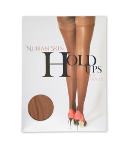 Nubian Skin Matt 10 Denier Hold ups