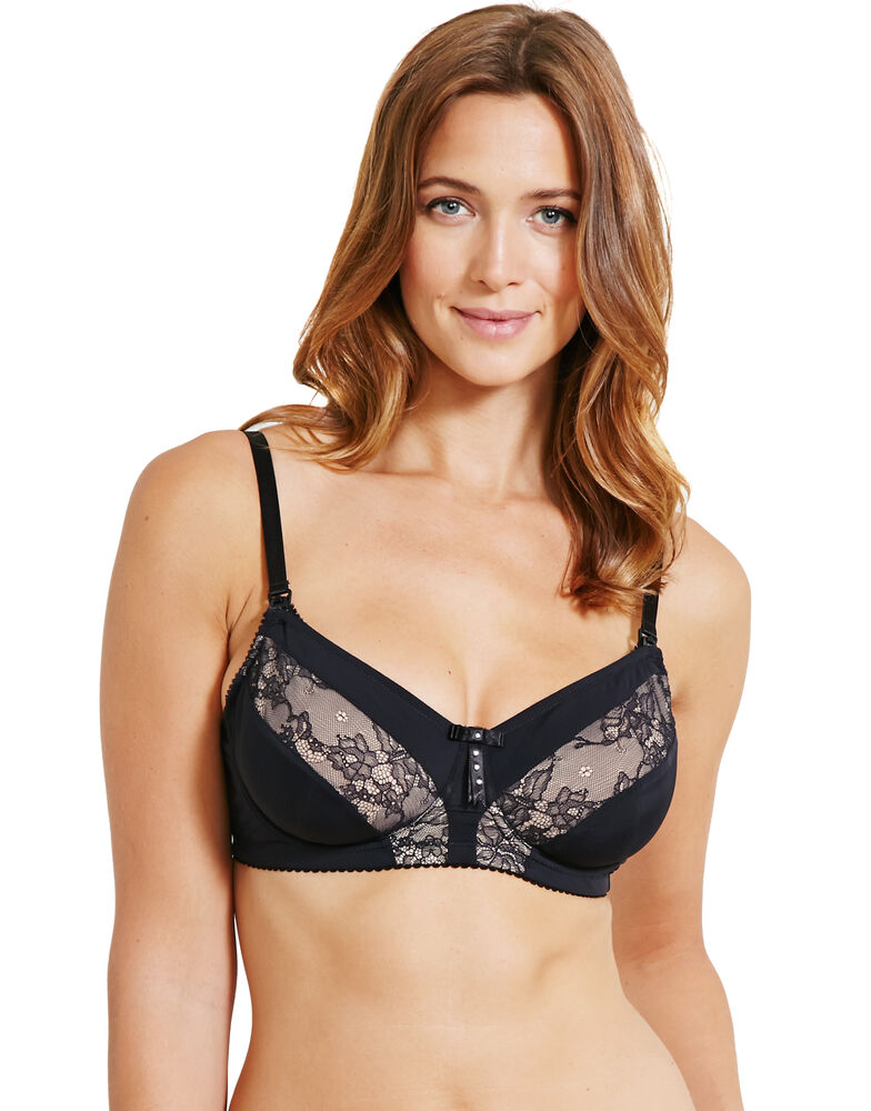 Lure Full Cup Flexiwire Nursing Bra 1100150