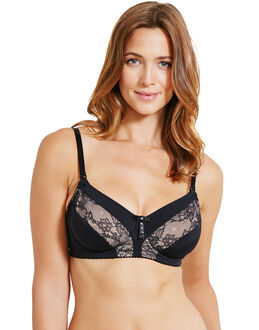HOTmilk Lure Full Cup Flexiwire Nursing Bra