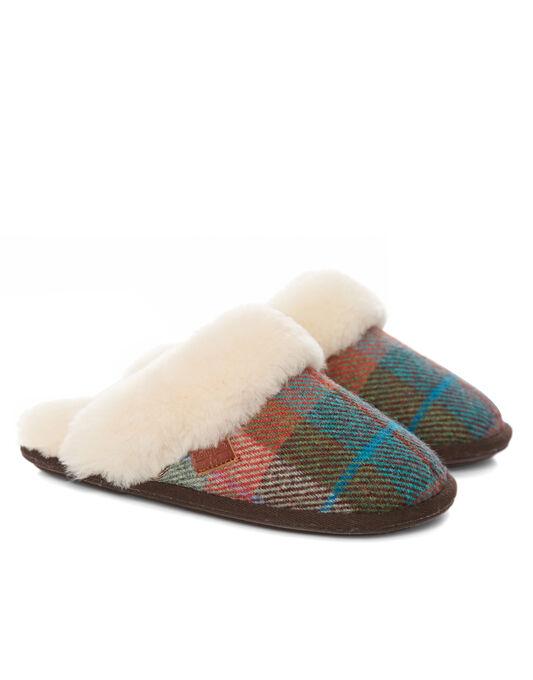 Bedroom Athletics Harris Tweed Slippers