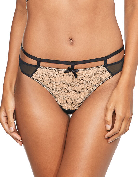 figleaves Promise Ouvert Thong