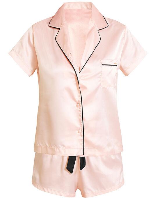 Bluebella Abigail Shirt And Short Set