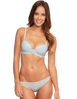 Stella McCartney Lingerie Stella Smooth & Lace Contour Plunge Bra