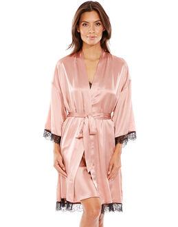 figleaves Lana Pure Silk Robe