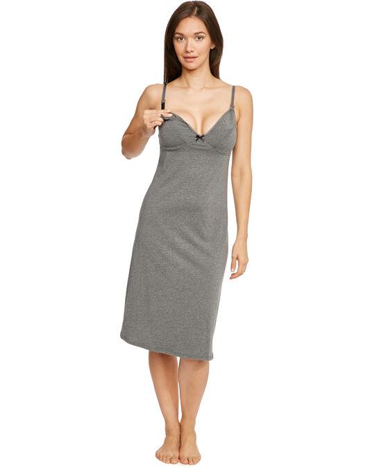 Cotton Nursing Slipdress