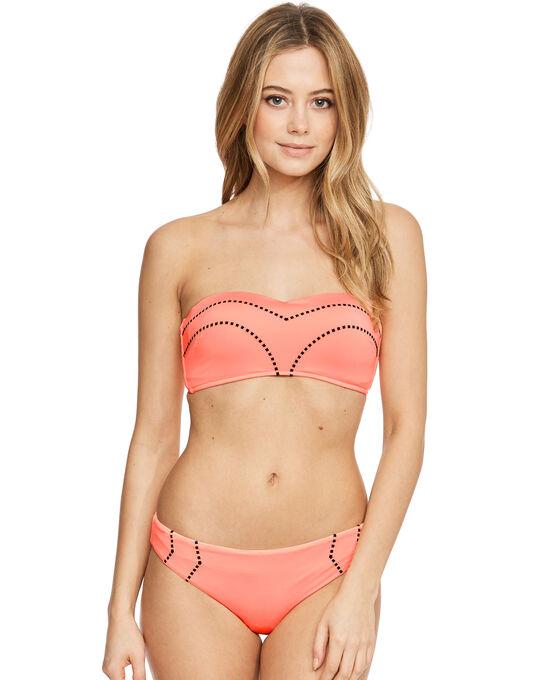 Seafolly Beach Squad Bustier Bandeau Bikini Top
