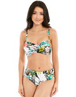 Fantasie Wakaya Underwired Twist Bandeau Bikini Top