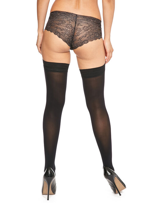 50 denier 2 pack Velvet Opaques Hold-ups