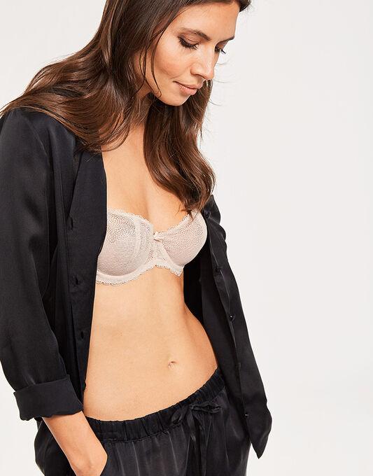 Calvin Klein CK Black Excite Silk PJ Set