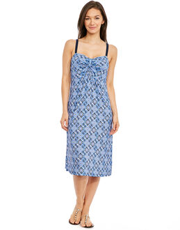 figleaves Alhambra D-G Midi Dress