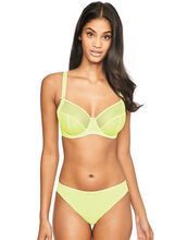 Hero Underwired Side Support Plunge Bra