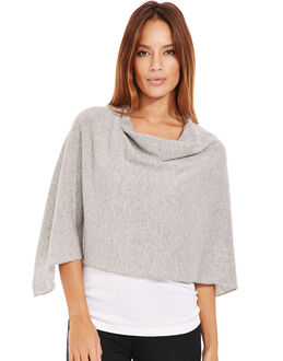 figleaves Bliss Cashmere Poncho