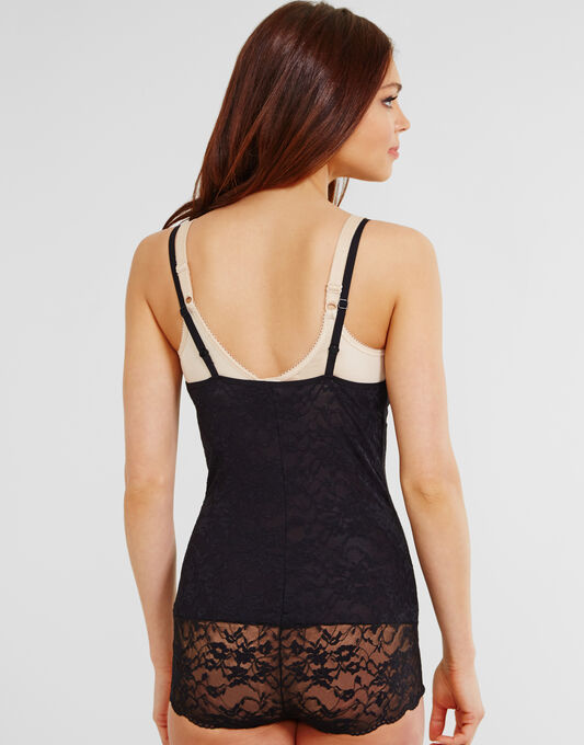 DKNY Signature Skin Wear Your Own Bra Lace Body