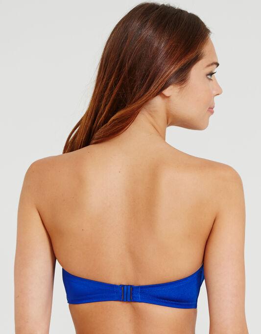 Pour Moi? Carnival Plunge Multiway Bikini Top