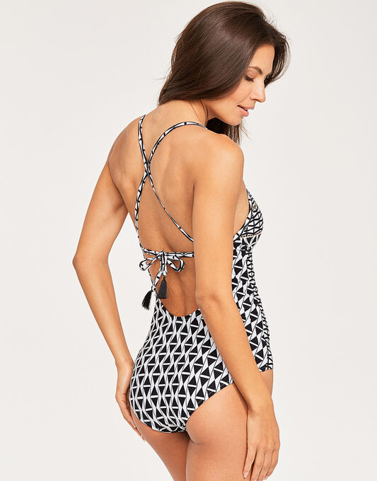 Seafolly Modern Geometry Maillot