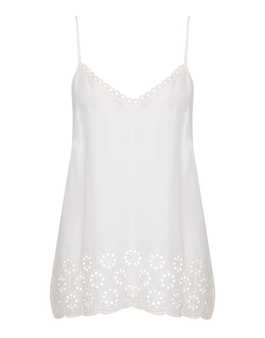 Cyberjammies Embroidered Woven Cami