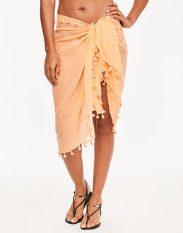 Seafolly Silk Market Cotton Sarong