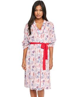 Cyberjammies Heidi Floral Print Robe
