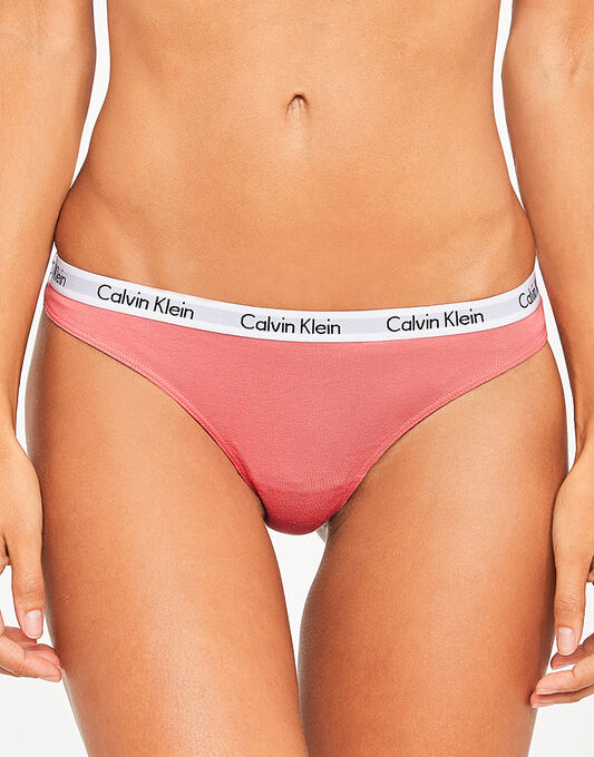 Calvin Klein Carousel 3pk Thong