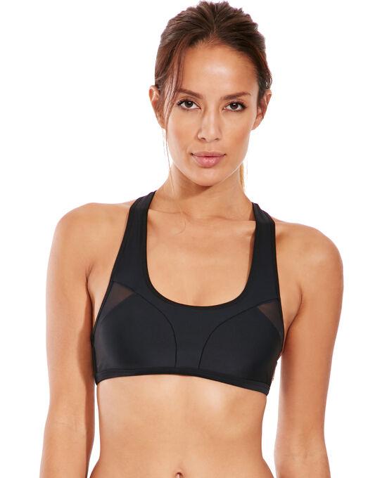 Bjorn Borg Solid Sport Bikini Top