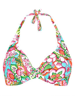 Freya Swim Dreamer Underwired Banded Halter Bikini Top